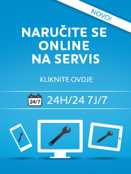 Dogovorite posjet servisu 1